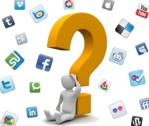 Intrebari despre social media